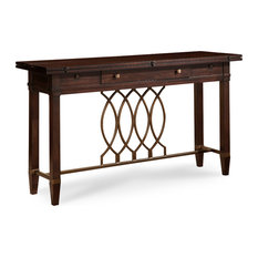 A.R.T. Home Furnishings - Intrigue Flip Top Sofa Table - Console Tables