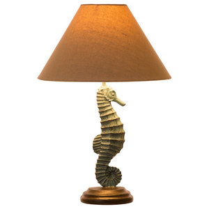 20.28''H Seahorse Table Lamp