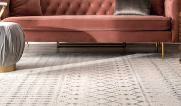 9-by-12 Area Rugs With Free Shipping