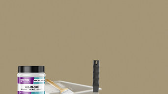Furniture, Cabinets, Countertops and More All-in-One Refinishing Kit, Linen