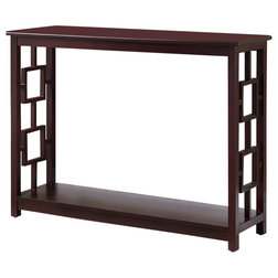 Transitional Console Tables by Pilaster Designs