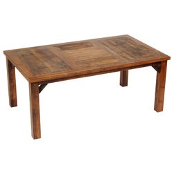 Best Rustic Dining Tables Foot Barnwood Reclaimed Wood Dining Table Wyoming Collection