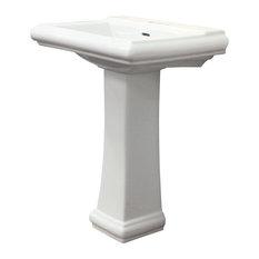 """Transolid, Bathroom Sink, 2""""x26""""x5.75"""""""