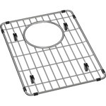 """Elkay - Elkay Stainless Steel 10-5/16""""x14""""x1.25"""" Bottom Grid - Elkay accessories are designed to fit perfectly and coordinate with your Elkay sink. From drains and bottom grids, to cutting boards and magnetic sink organization accessories, we have the accessories you need. They help make your time at the sink more efficient and effortless."""