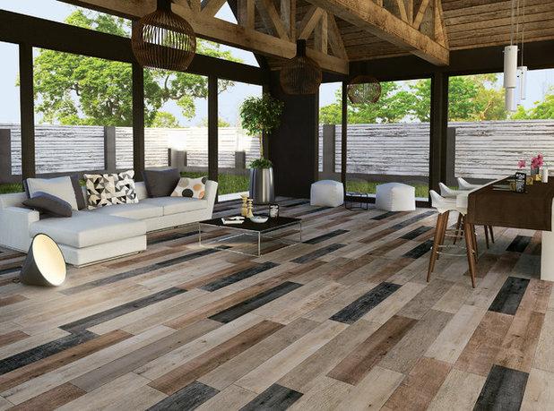 contemporain by mirage tiles - Comment Choisir Son Carrelage Interieur
