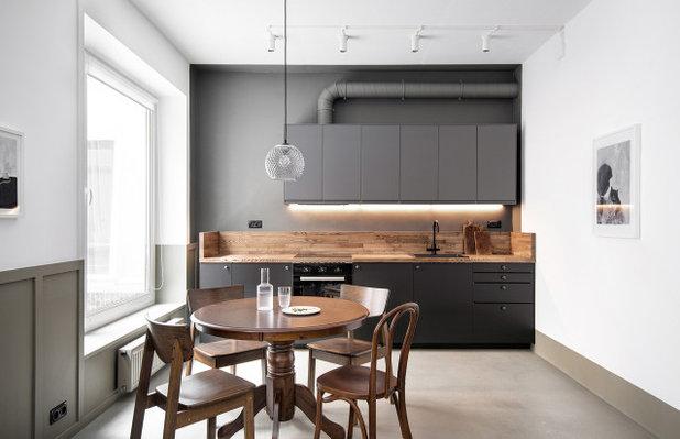 Современный Кухня by INT2architecture