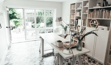 Garage de la Semaine : 9 m² humides transformés en atelier d'écriture