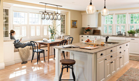Kitchen of the Week: Warm Historic Style in New England