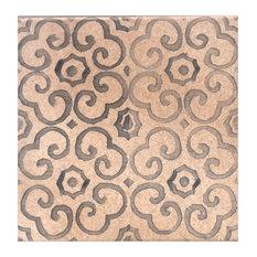 Art Tissues Tiles, Grey, Set of 4