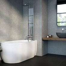 Spørg eksperten: Hvilket badekar passer til et lille badeværelse?