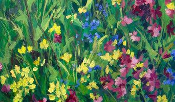 Floral Paintings / Drawings