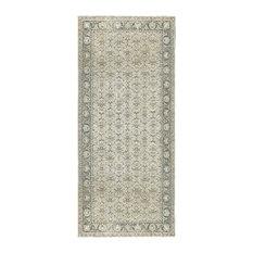 "Traditional Hand Woven Rug, 8'9""x20'"