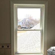 Vinyl Windows installed by Opal Enterprises