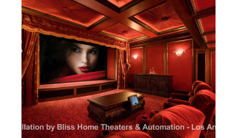 Bliss Home Theaters & Automation: HTA Certified Estate
