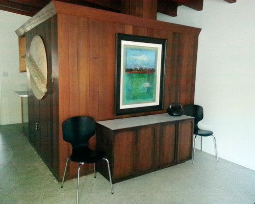 Superior Mid Century Modern Sarasota Home With Cedar Beamed Ceilings   Furniture