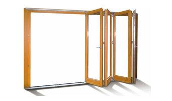Раздвижные окна и двери. Портальная система FS-Portal.