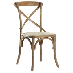 Farmhouse Dining Chairs by Zentique, Inc.