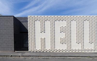 Kunst am Bau – warum nicht auch zuhause?