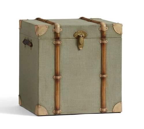 Quality Furniture Makers: American Made, Quality Furniture Similar To Pottery Barn Trunk