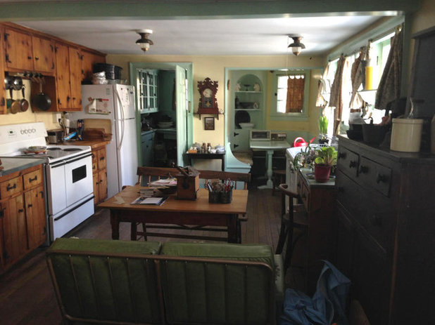 My Houzz: Historic 1680 Fixer-Upper in the Hudson Valley