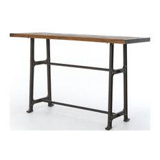 Adelle Bleached Oak Pub Table