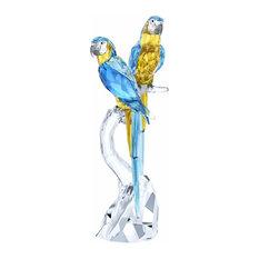 Swarovski Crystal Macaws