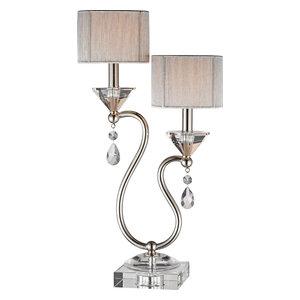 Krystal Crystal Table Lamp