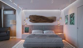 ЖК Одесский SENSTLE спальня
