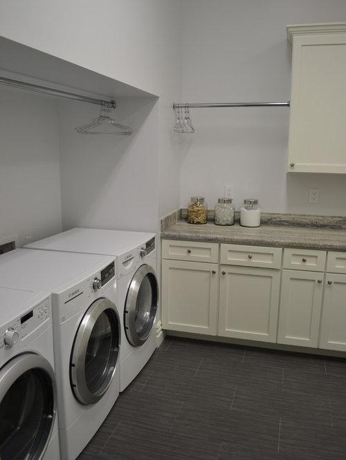 448 Traditional U Shaped Laundry Room Design Ideas