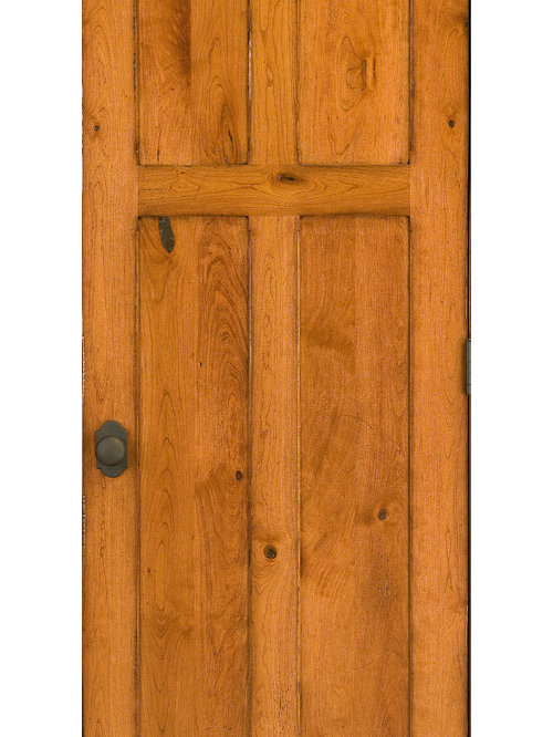 Rustic doors for Mediterranean interior doors
