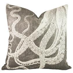 Beach Style Decorative Pillows by TheWatsonShop