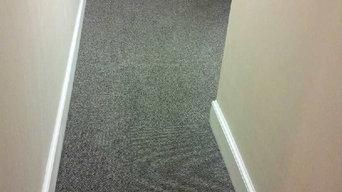 Hallway Oil Spill