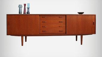 Teak Sideboard by Clausen & Søn for Silkeborg | Made in Denmark