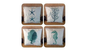 Under The Sea Cushion Cover Set