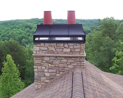Decorative Chimney Tops