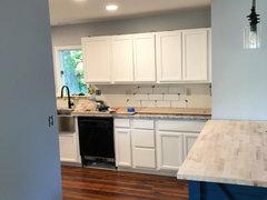 Is 4x10 Subway Tile Too Big For Kitchen Backsplash
