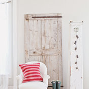 Vintage French Ticking Pillow