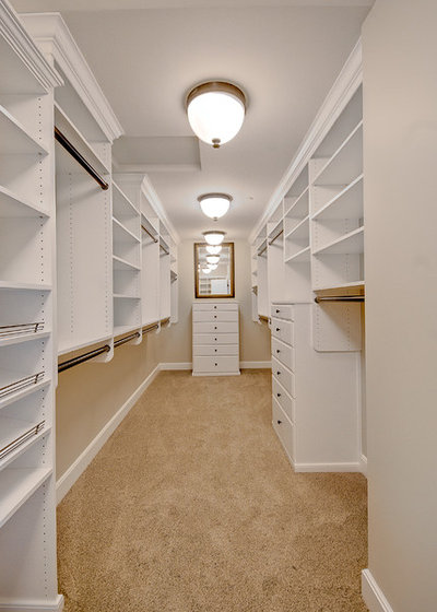 Traditional  by Inspired Closets by Organized Spaces
