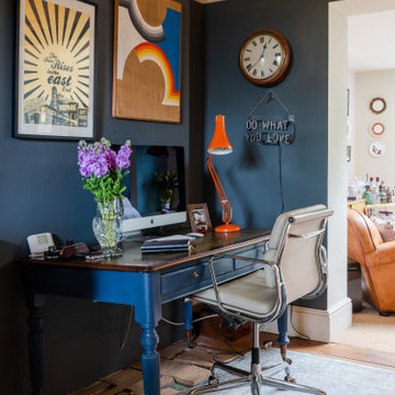 Eclectic London Home