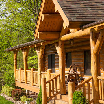 Lodge Style Living- Rocky Mountain Homes