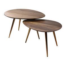 midcentury coffee tables | houzz
