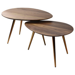 Midcentury Side Tables And End Tables by The Mine