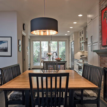 Whole House Renovation in Historic Capitol Hill