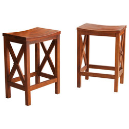 Craftsman Bar Stools And Counter Stools by GDFStudio