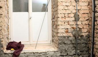 Albausanierung, Umbau einer Bäckerei in Wohnraum