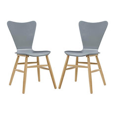 Cascade Dining Chair Set Of 2 By Modway