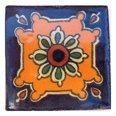 6x6 4 pcs Puebla Talavera Mexican Tile