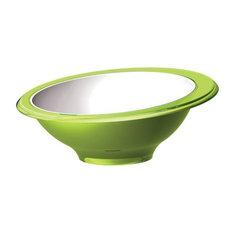 Bugatti Glamour Fruit Bowl, 13 cm, Green