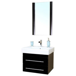 Cute Contemporary Bathroom Vanities And Sink Consoles by Corbel Universe