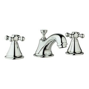 Seabury Lavatory Faucet Kit, Chrome